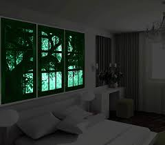 Glow In The Dark Home Decor Glow In The Dark Wall Mural That Makes It Look Like You Have A Window