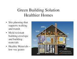 Sustainable Building Solutions Green Building Final Presentation