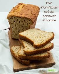 recettes cuisine sans gluten sans gluten spécial sandwich et tartine