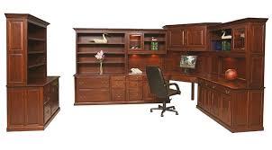Desk And Filing Cabinet Set Heritage Desk Office Furniture Set Solid Wood