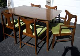 sale 25 off vintage mid century modern dining set danish