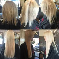 Before After Hair Extensions by Before U0026 After U2013 Tabu Hair Salon In Scottsdale Salons Scottsdale