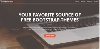 top 28 free one page website templates built with bootstrap 2016