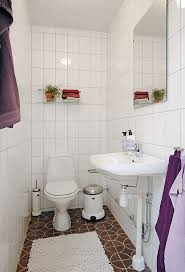 Apartment Bathroom Storage Ideas Apartment Therapy Small Bathroom Storage White Wooden Laminate