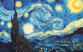 the starry night u201d u2013 art a fact