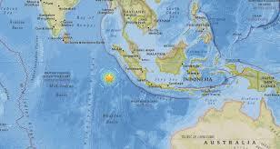 7 8 magnitude earthquake strikes off indonesia