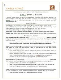 coffee shop resume cover letter eliolera com