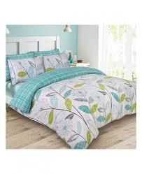 Betty Boop Duvet Set Allium Dandelion Teal King Size Duvet Cover And Pillowcase Set