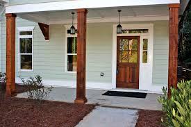 covered front porch plans front porch posts best columns ideas on design vinyl fiberglass post