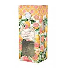 design works at home michel design works pink grapefruit home fragrance diffuser