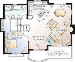 floor master bedroom house plans house plan w4955 detail from drummondhouseplans