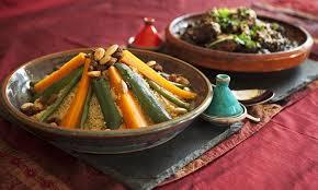 menu cuisine marocaine soleil de marrakech restaurant marocain jusqu à 33 noyant de