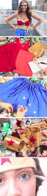 Wonder Woman Makeup For Halloween by 18 Diy Halloween Costumes Make Up Tutorials Craft Or Diy