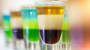 11 layered shot recipes and how exactly to pour them