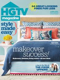 Joanna Gaines Magazine Hgtv Magazine April 2016 Hgtv