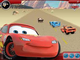 cars games disney games uk