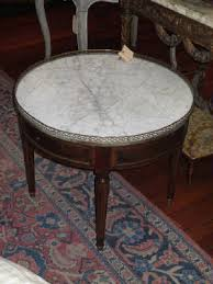 Round Marble Top Coffee Table Marble Top Coffee Table And End Tables Roselawnlutheran