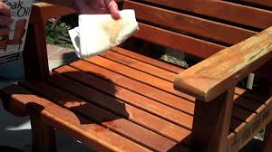 how to treat patio furniture teak furniture diy outdoor