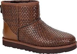 ugg boots australia mens amazon com ugg australia mens mini woven boot boots
