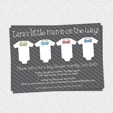 bow tie baby shower invitations u2013 gangcraft net