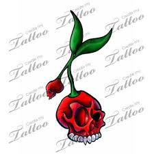 20 best cherry designs images on cherry tattoos