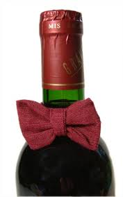 wine bottle bow bow tie wine drop catcher small 10 pieces wine accessories and