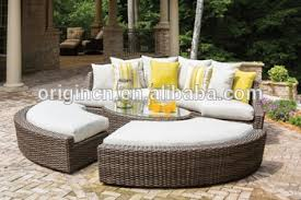 Huge Sofa Bed by Multifunctional Outdoor Sun Bed Designed Big Sofa With Oval