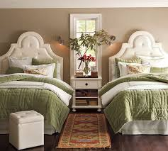 one room two beds ideas for guest rooms with double bed sets