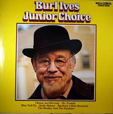 burl ives junior choice uk vinyl lp album lp record 564882