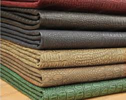 Buy Leather Fabric For Upholstery Faux Leather Fabric Etsy