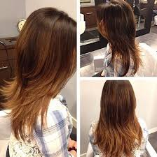 feathered front of hair 80 cute layered hairstyles and cuts for long hair in 2018