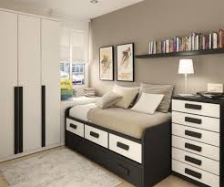 Best Teenage Bedroom Images On Pinterest Home Children And - Small modern bedroom design