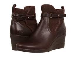 ugg australia emalie 1008017 black leather ankle waterproof upc 887278894087 ugg emalie stout s boots upcitemdb com