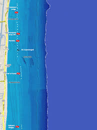 Map Of Fort Lauderdale Florida by South Florida Snorkeling Sites