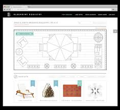 how to create a wedding registry california create a visual wedding wish list with blueprint registry