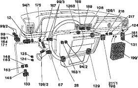 92 volvo 740 fuse box volvo wiring diagram instructions