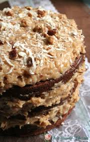 traditional german chocolate cake recipe german chocolate