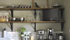 kitchen wall shelves ideas wall mounted wood kitchen shelves wall shelves design modern wall