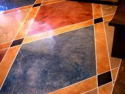Tiling On Concrete Floor Basement by 29 Best Concrete Floors Images On Pinterest Homes Concrete