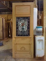 Pine 6 Panel Interior Doors 6 Panel Interior Doors Stain Grade Craftsman Style Front Doors