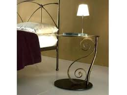 Wrought Iron Patio Side Table Side Table Small Black Wrought Iron Side Table Medium Image For