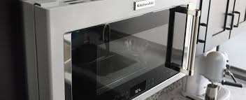 Microwave And Toaster Oven Microwave Ovens Kitchenaid