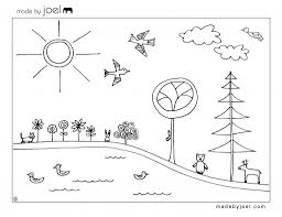 colour in u2013 page 2 u2013 early play templates
