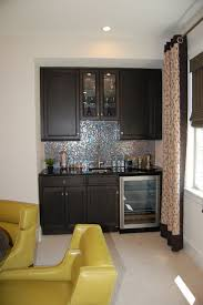 Wall Bar Ideas by Bonus Room Wet Bar Different Backsplash And Add Small Dishwasher