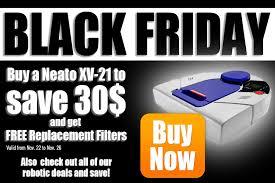 robot vacuum black friday sales black friday sale at robotshop robotshop blog