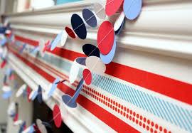 Home Decor Accent Washi Tape Home Decor Ideas Remodelaholic