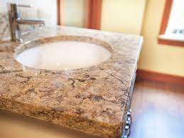 Replacing Kitchen Faucet In Granite by Granite Countertop How To Remove Kitchen Cabinets And