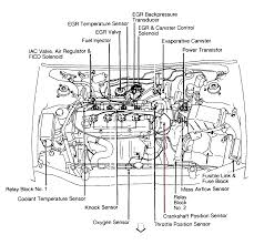 nissan maxima egr valve nissan datsun altima gxe can t find crankshaft position sensor