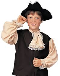 amazon com rubie u0027s deluxe child u0027s colonial boy costume large
