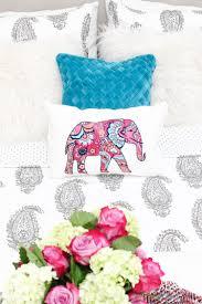 vera bradley home decor guest bedroom refresh with vera bradley bedding collection